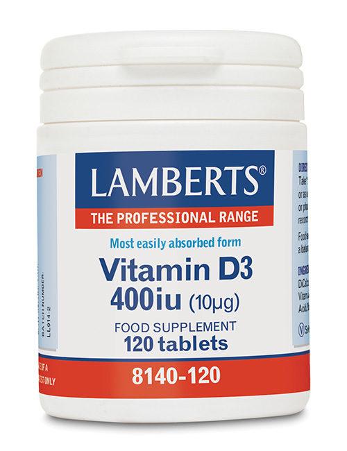 D-vitamiin 400IU tablettide purgipilt