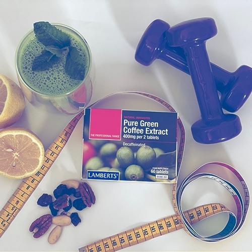 Снижение веса и детокс